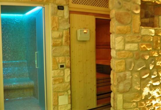Sauna Bagno turco Centro benessere Calabria