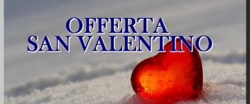 san valentino offerta