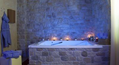 suite_spa_vasca idromassaggio spa calabria montagna